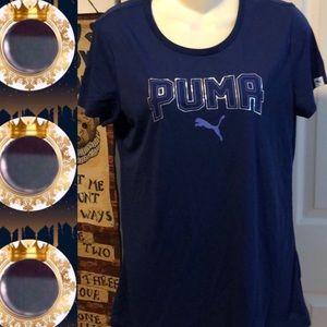 🍁FALL FOR🍁 Puma Tee Shirt EUC